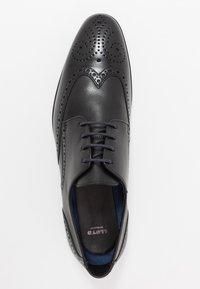 Lloyd - MORTON - Smart lace-ups - schwarz - 1