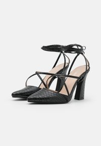 BEBO - NIEVE - High heels - black - 2