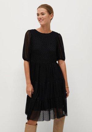 BELMA - Robe d'été - noir
