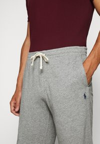 Polo Ralph Lauren - TERRY - Tracksuit bottoms - andover heather - 3