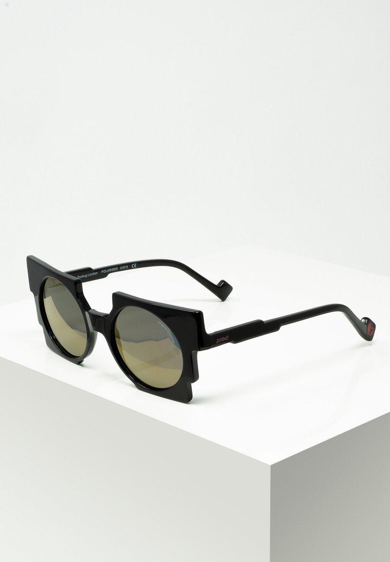 Zoobug - SONNENBRILLE PIXEL FÜR KINDER - Sunglasses - black