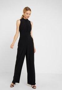 Lauren Ralph Lauren - JOCASTA  - Overall / Jumpsuit /Buksedragter - black - 0