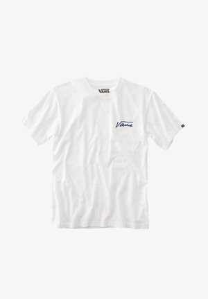 MN ISLAND DAZED SS - Print T-shirt - white