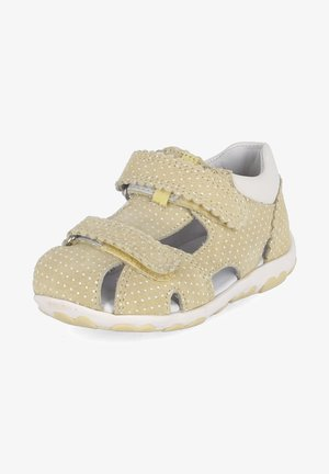 Baby shoes - gelb