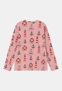 Mini Rodini - LIGHTHOUSE TEE UNISEX - Langarmshirt - pink - 1