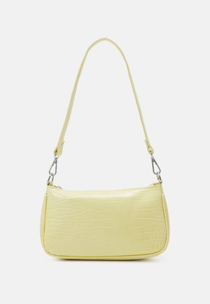 NORA BAG - Handbag - yellow