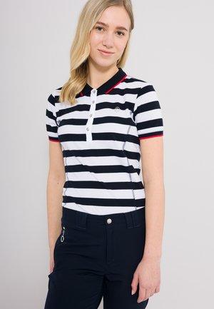 LUHTA AATILA - Polo shirt - dunkel blau