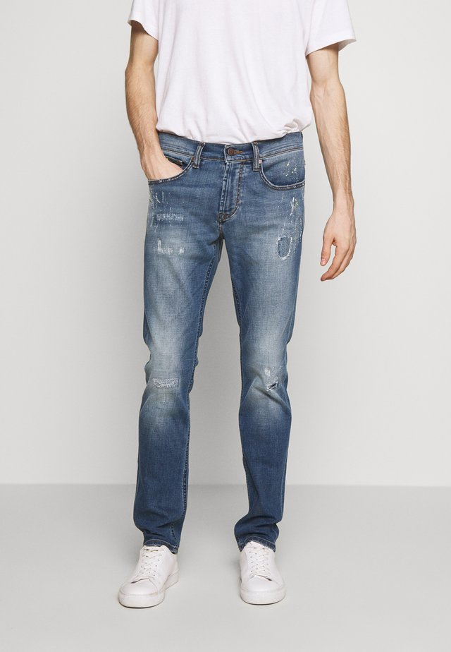 JOHN - Jeans slim fit - light blue