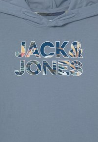 Jack & Jones Junior - JJFLEUR - Hættetrøjer - faded denim - 2