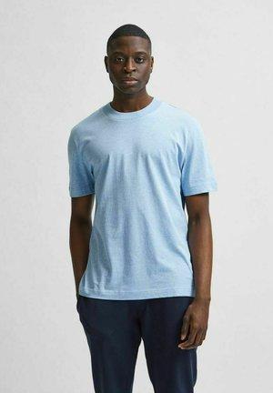 Basic T-shirt - ballad blue