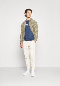 Redefined Rebel - GUTI TEE - Långärmad tröja - dark denim - 1