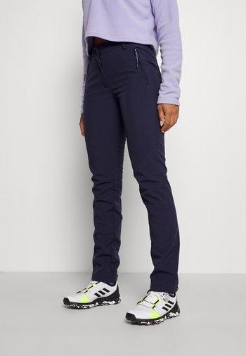 ARGONIA - Pantaloni outdoor - dark blue