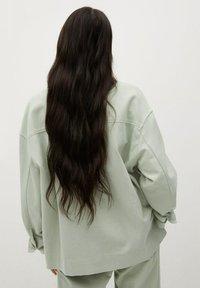 Mango - Summer jacket - mint green - 2