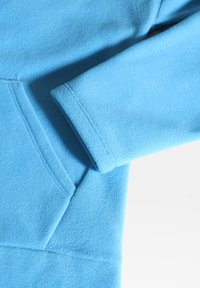 The North Face - G GLACIER FULL ZIP HOODIE - Sudadera con cremallera - ethereal blue - 5