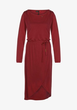 ETHANY - Robe de sport - red wine