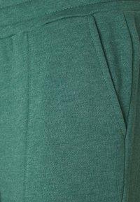 Even&Odd - BASIC REGULAR FIT JOGGERS - Tracksuit bottoms - teal - 5