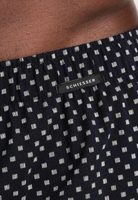Schiesser - Boxershort - dunkelblau - 3