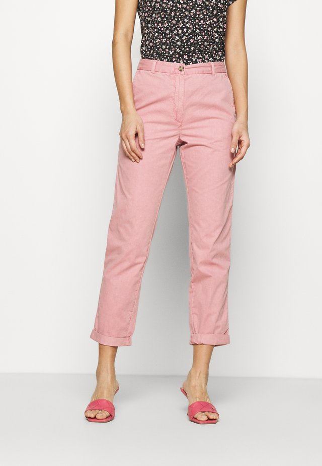 Pantalones chinos - light pink