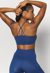 Even&Odd active - Sports bra - blue - 2