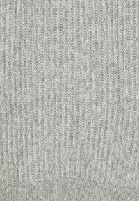 ONLY - ONLNEW CHUNKY  - Cardigan - light grey melange - 2