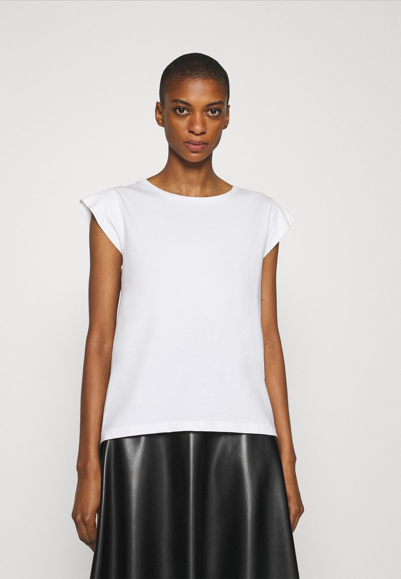 Anna Field - Camiseta básica - white