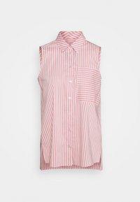Marc Cain - Button-down blouse - light pink - 0