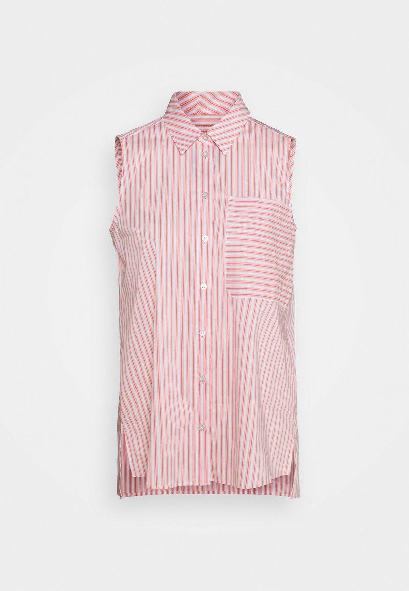Marc Cain - Button-down blouse - light pink