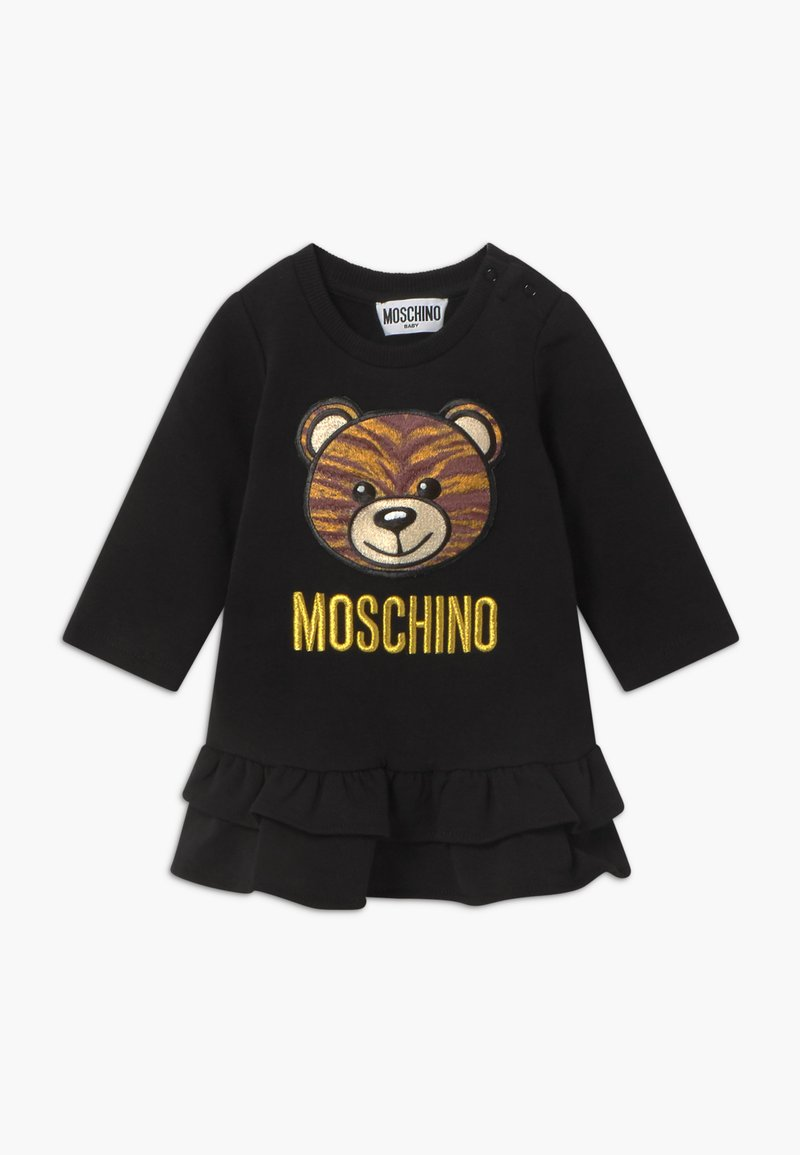 MOSCHINO - Day dress - black