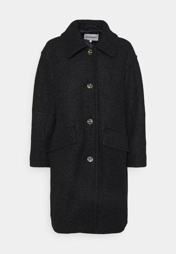 SAMOILLA COAT - Classic coat - black
