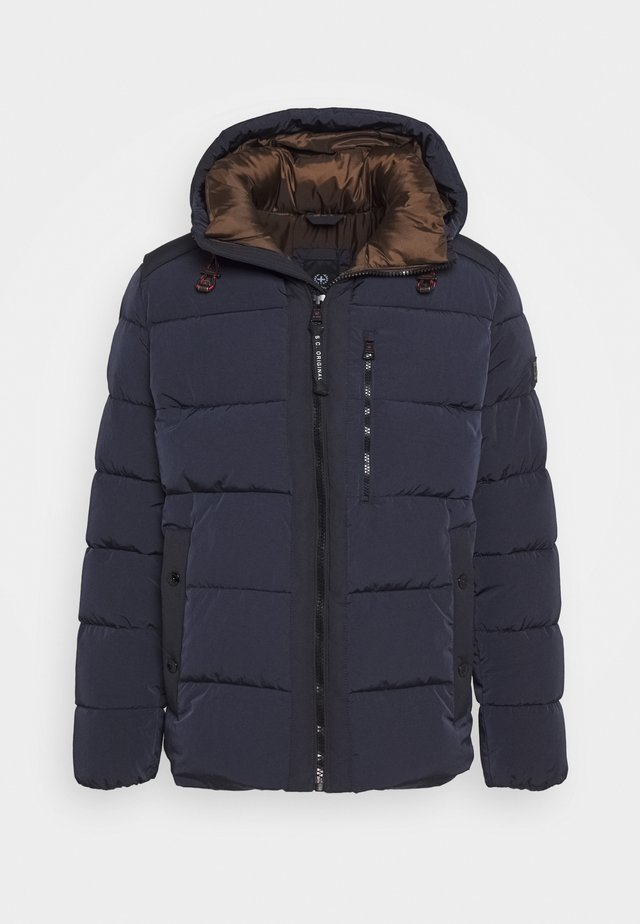 DEGO - Winter jacket - dark blue