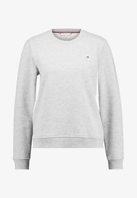 Tommy Hilfiger - HERITAGE CREW NECK  - Sweatshirt - light grey - 4
