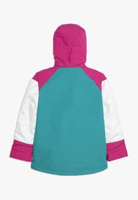 Burton - HART - Snowboardová bunda - green/blue - 1