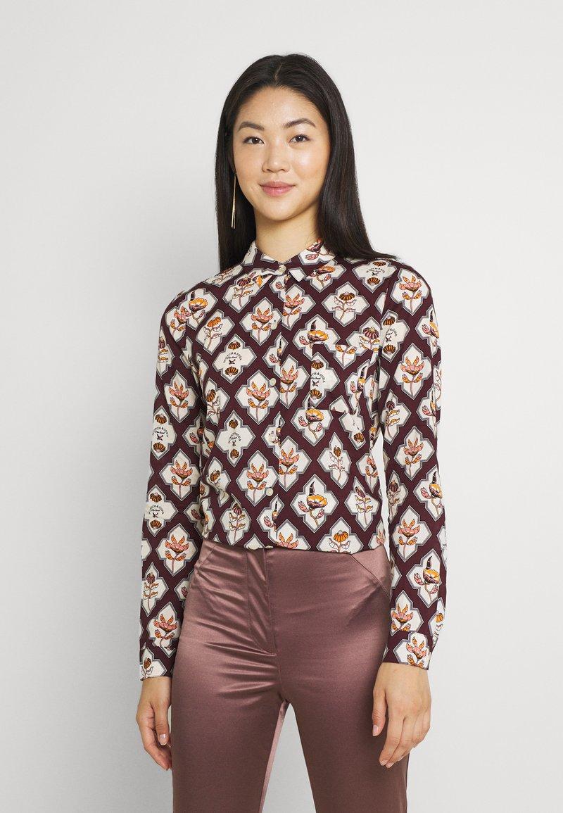 Scotch & Soda - REGULAR FIT SHIRT - Button-down blouse - combo