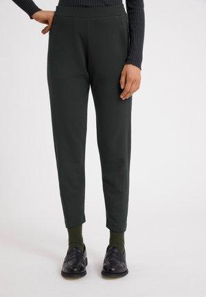 MAGDAA MAGDAA - Trousers - vintage green