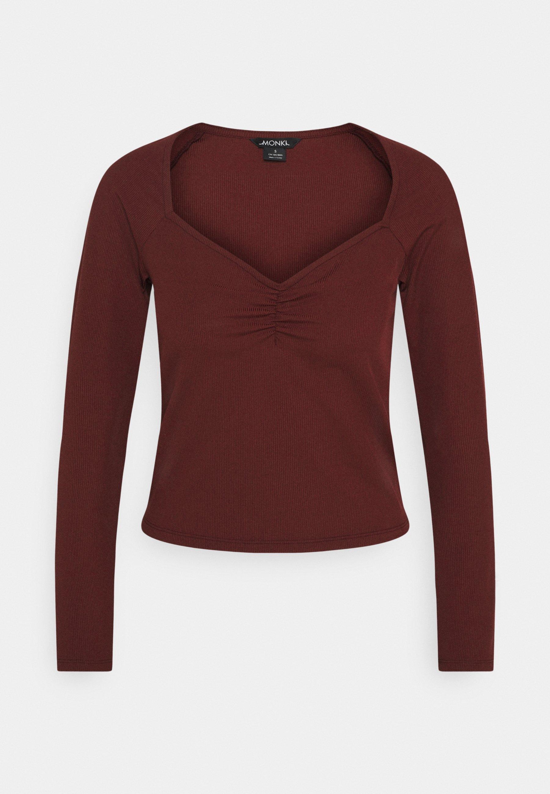 Women MONIQUE - Long sleeved top