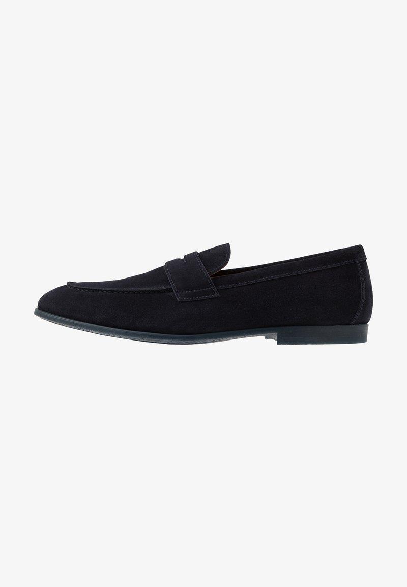 Doucal's - Elegantní nazouvací boty - unidaino blu
