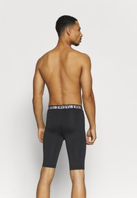 Calvin Klein Performance - BASE LAYER SHORT - Onderbroeken - black - 1