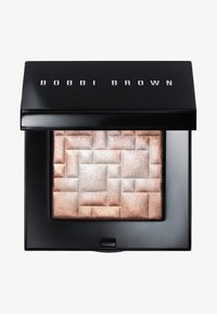 Bobbi Brown - HIGHLIGHTING POWDER - Highlighter - pink glow - 0