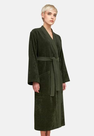 Dressing gown - kaki