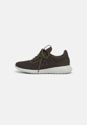 Sneakers laag - khaki