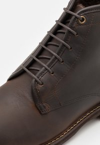 Hudson London - LELAND - Lace-up ankle boots - brown - 5