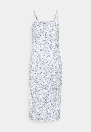 MIDI DRESS - Etuikjole - white