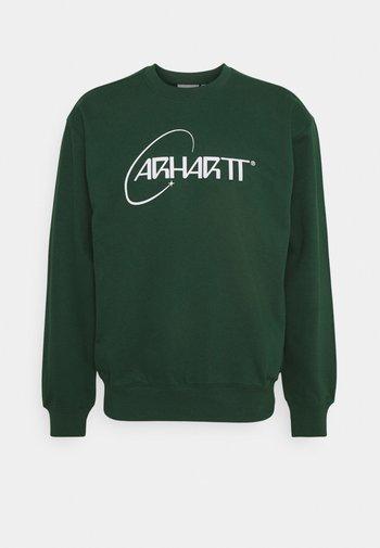 ORBIT - Sweatshirt - treehouse/white