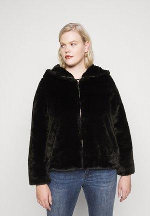 VMTHEA HOODY JACKET - Zimní bunda - black