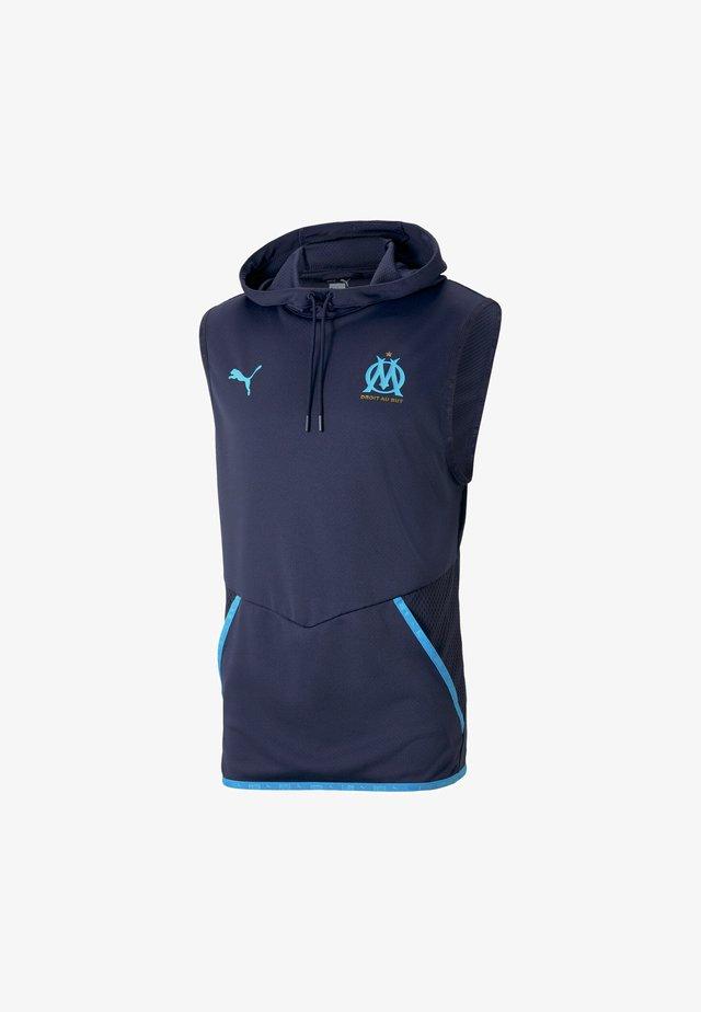 Sweater - peacoat-bleu azur