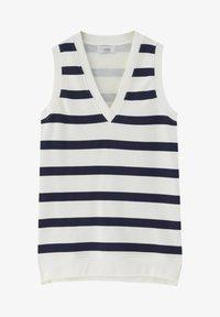 PULL&BEAR - DRESS - Day dress - white - 5
