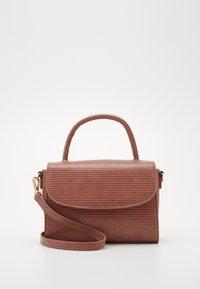 Pieces - PCEMMIA CROSS BODY KEY - Handbag - camellia rose - 1