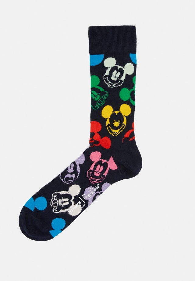 DISNEY COLORFUL CHARACTER SOCK - Socks - navy