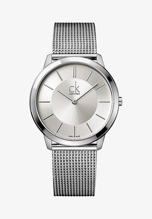 MINIMAL - Watch - silver-coloured