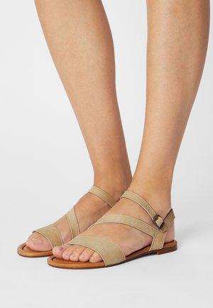 GIORGINA - Sandals - sand